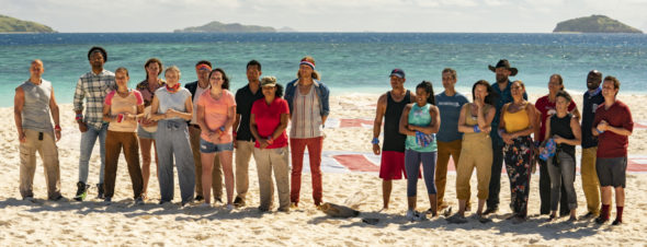 Survivor TV show on CBS: canceled or renewed for season 41?