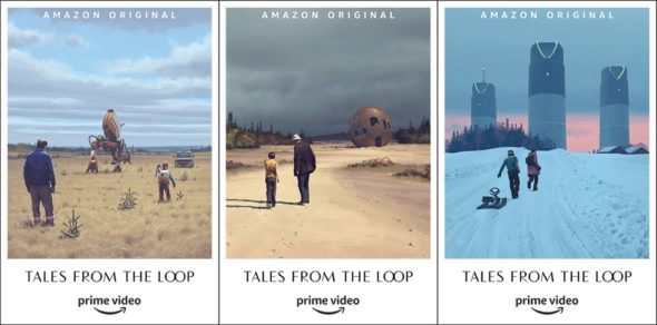 Tales from the Loop TV Show on Amazon: canceled or renewed?