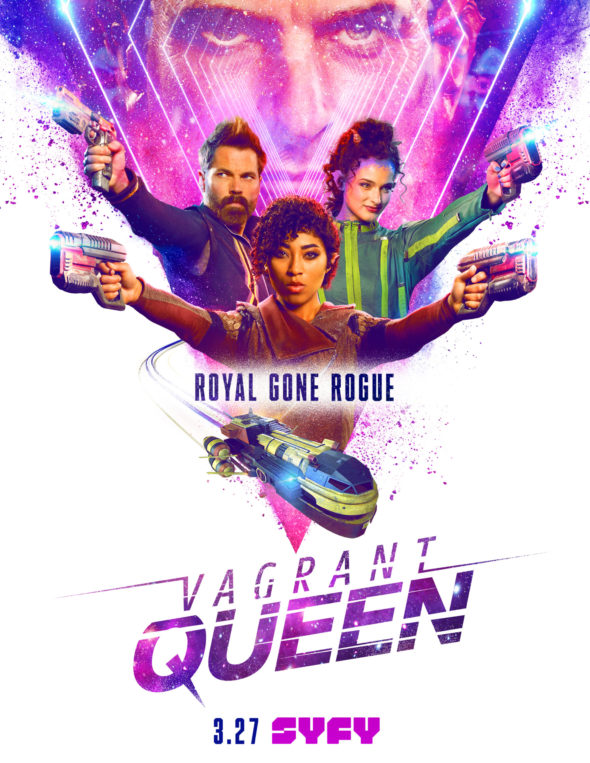 Vagrant Queen TV Show on Syfy: canceled or renewed?