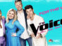 The Voice TV show on NBC: season 18 ratings