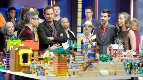 LEGO Masters TV show on FOX: (canceled or renewed?)
