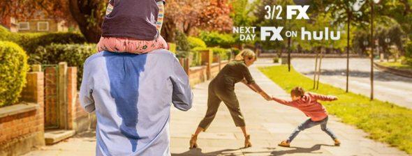 Breeders TV show on FX: season 1 ratings