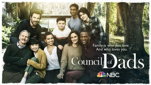 Council of Dads TV show on NBC: season 1 ratings