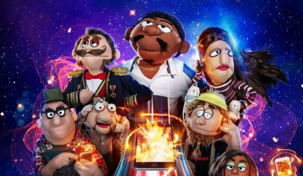 Crank Yankers TV Show on Comedy Central: canceled or renewed?