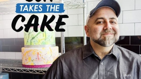 Duff Takes The Cake TV Show on Food Network: canceled or renewed?