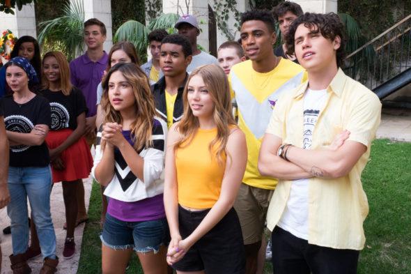 Greenhouse Academy TV Show on Netflix: canceled or renewed?