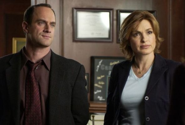 Christopher Meloni to reprise 'Law & Order: SVU' role in new NBC series