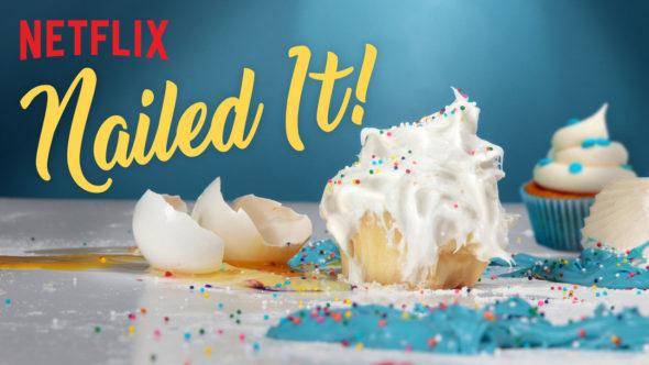 Nailed It TV Show on Netflix: canceled or renewed?