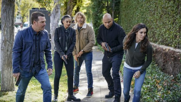 NCIS: Los Angeles TV show on CBS: canceled or renewed?