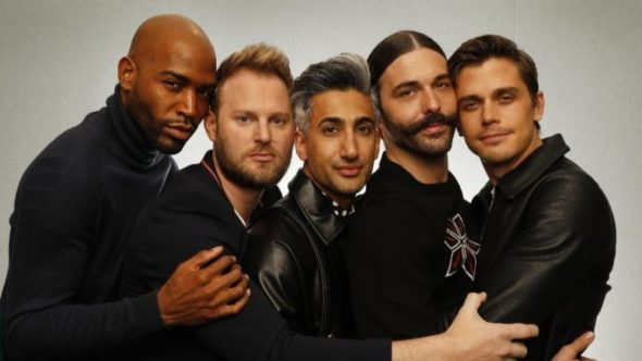 Queer Eye TV Show on Netflix: canceled or renewed?