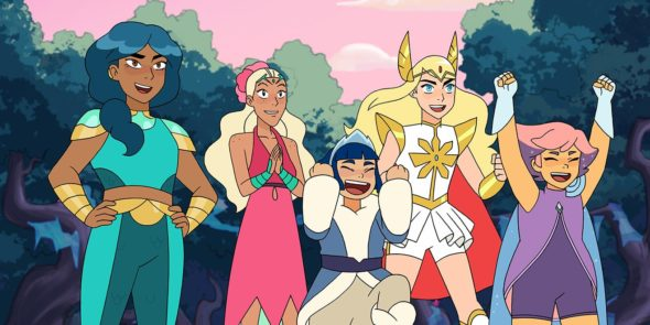 She-Ra and the Princess of Power TV show on Netflix: (canceled or renewed?)