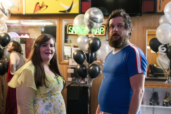 Shrill TV show on Hulu renewed for season three; (canceled or renewed?)