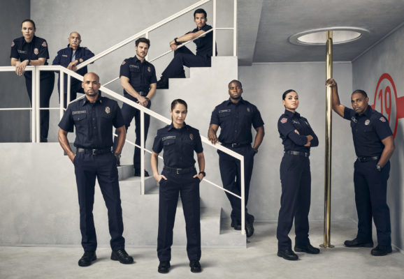 Station 19 TV show on ABC: season 4 renewal for 2020-21
