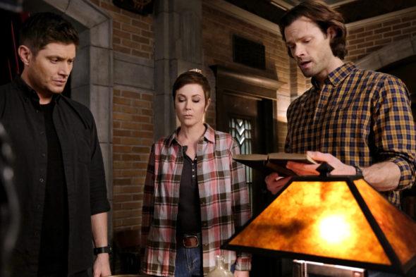 Supernatural: Final Season Production Shut Down; The 100 ...Supernatural Tv Show