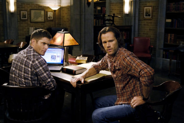 Supernatural TV Show on The CW: canceled or renewed?