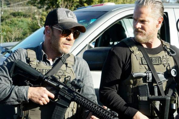 Deputy TV show on FOX: (canceled, no season 2)