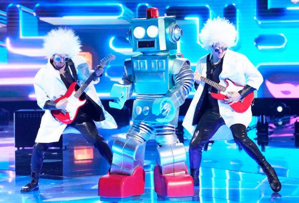 The Masked Singer TV show on FOX: renewed for season 4 for 2020-21 season