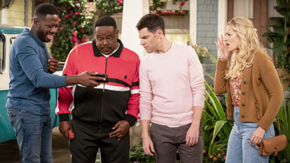 The Neighborhood TV show on CBS: (canceled or renewed?)