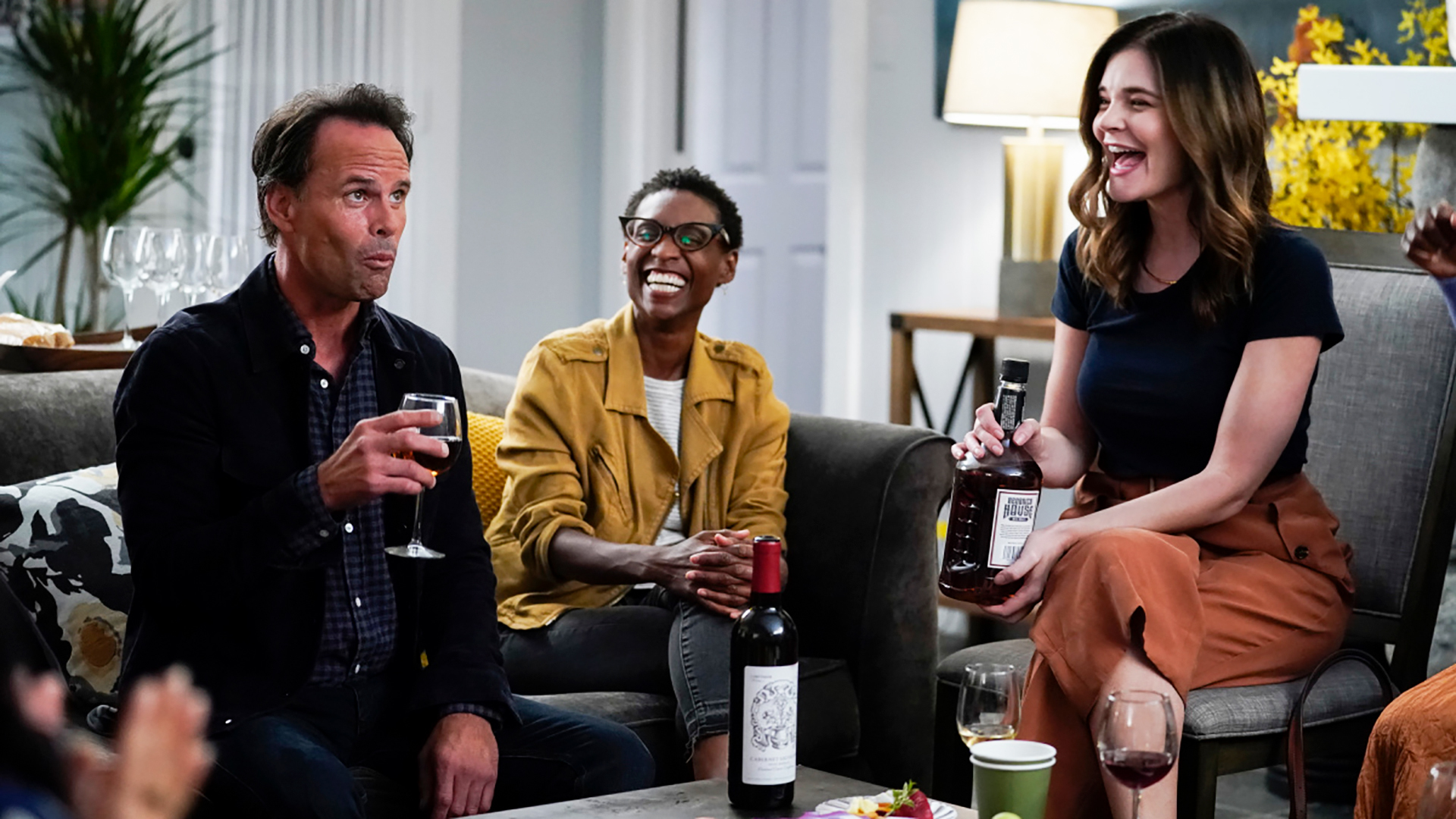 The Unicorn: Season Two; CBS Renews Walton Goggins Comedy TV Series -  canceled + renewed TV shows - TV Series Finale