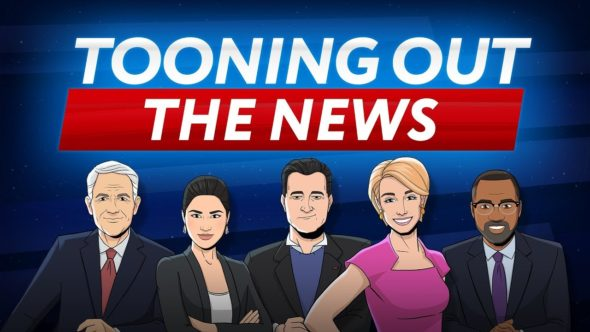 Tooning out the News TV Show on CBS All Access: canceled or renewed?