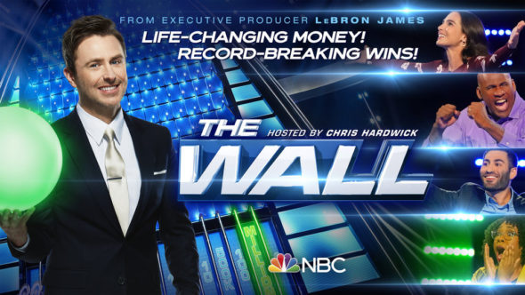 The Wall TV show on NBC: season 3 ratings