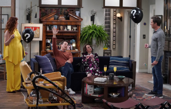 Will & Grace TV Show on NBC: canceled or renewed?