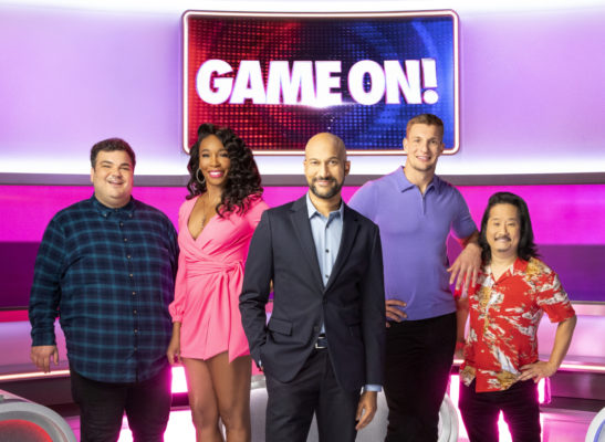 Game On! TV show on CBS: (canceled or renewed?)
