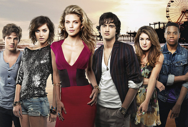 90210 TV Show on The CW: canceled or renewed?