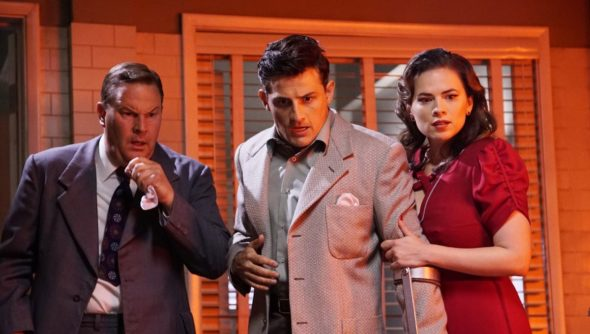Agent Carter TV show on ABC: (canceled or renewed?)