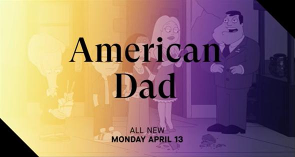 American Dad! TV show on TBS: season 15 premiere date