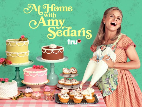 At Home with Amy Sedaris TV show on truTV: (canceled or renewed?)