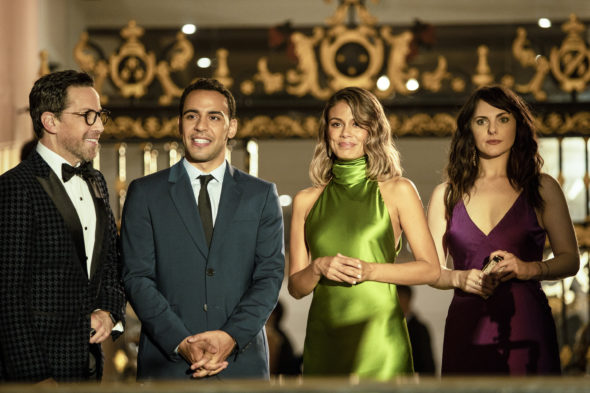 The Baker and the Beauty TV show on ABC: canceled or renewed for season 2?