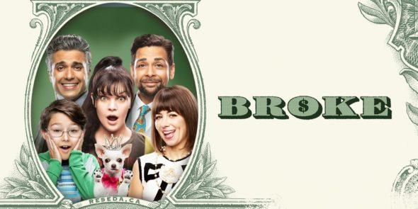 Broke: Season One Ratings - canceled + renewed TV shows - TV ...
