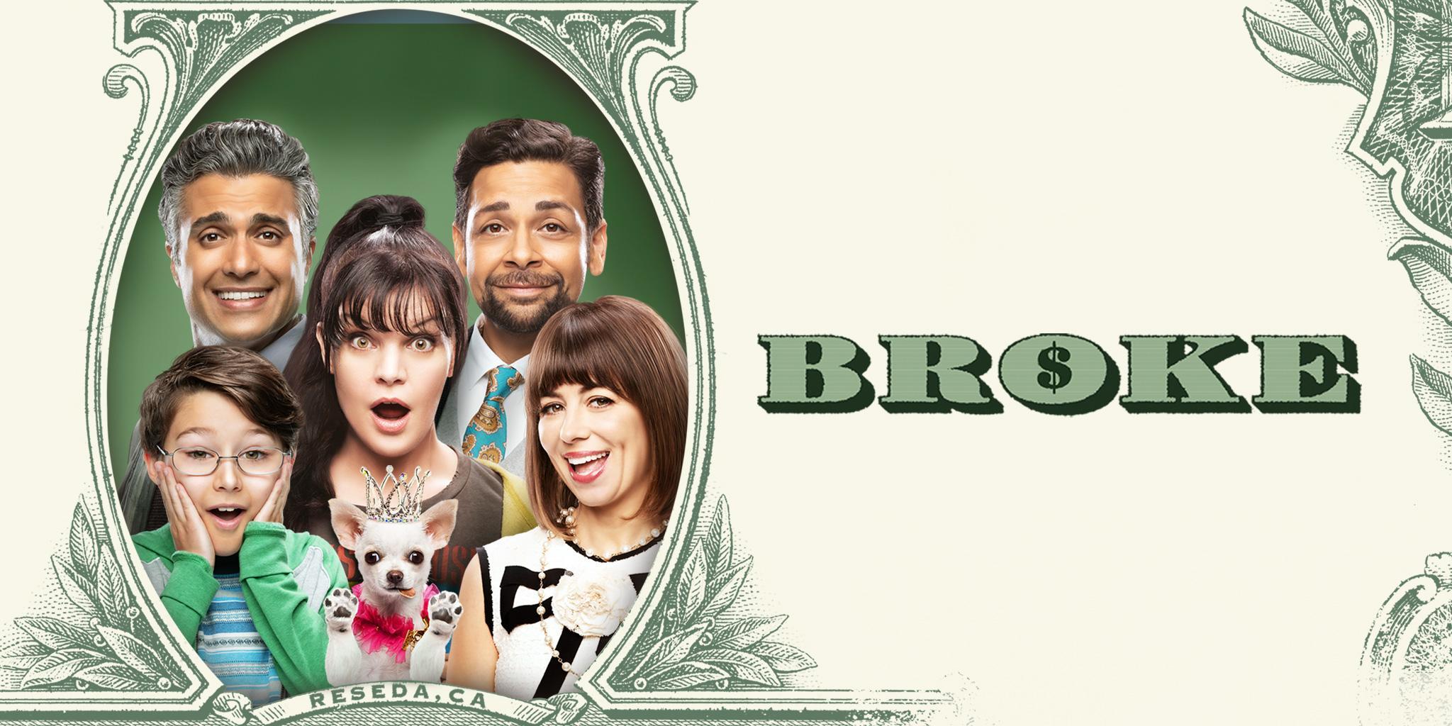 Broke: Season One Ratings - cancelado + programas de TV renovados 2