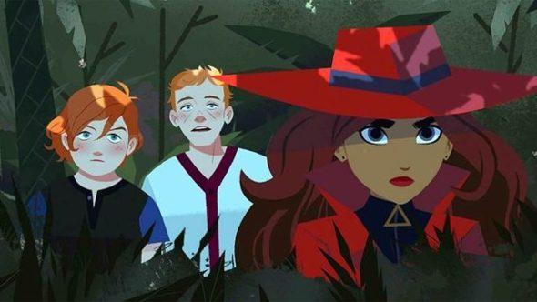 Carmen Sandiego TV show on Netflix: (canceled or renewed?)