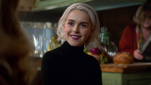 The Chilling Adventures of Sabrina TV show on Netflix: (canceled or renewed?)