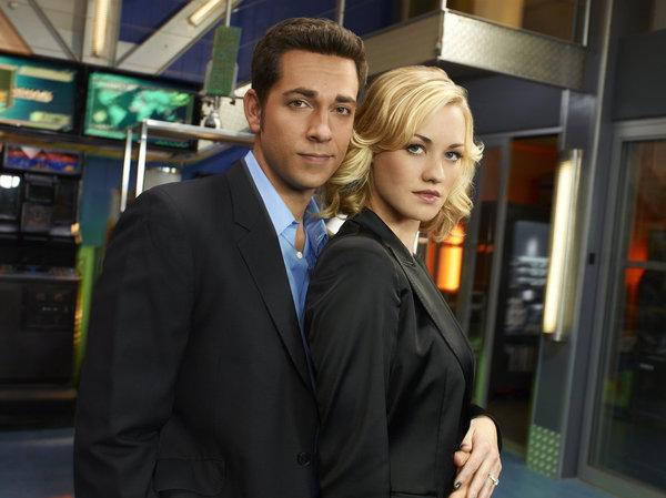 Chuck TV Show on NBC: canceled or renewed?
