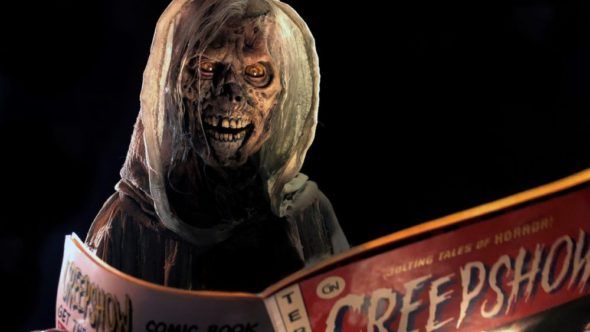 Creepshow TV Show on Shudder: canceled or renewed?