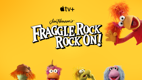 Fraggle Rock: Rock On TV show on Apple+: (canceled or renewed?)