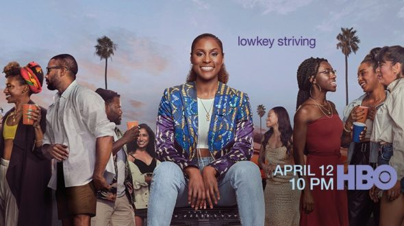 Insecure TV show on HBO: season 4 ratings