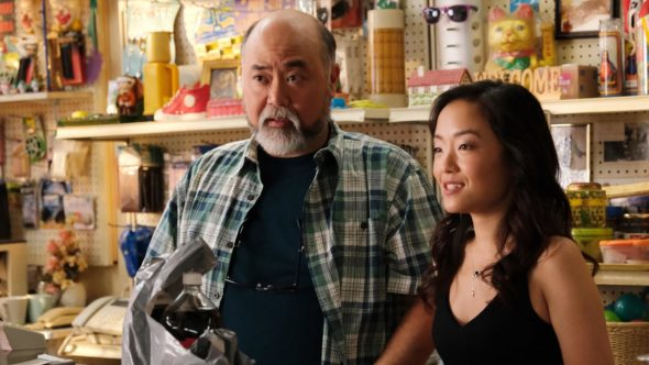 Kim's Convenience TV show on CBC: (canceled or renewed?)