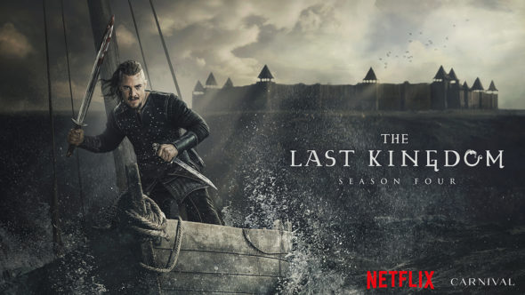 The Last Kingdom TV show on Netflix: canceled or renewed for season 5?