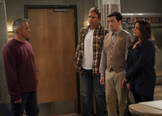 Man with a Plan TV show on CBS: canceled or renewed for season 5?