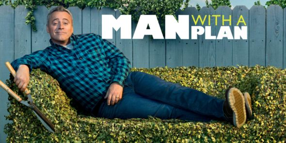 Man with a Plan TV show on CBS: season 4 ratings