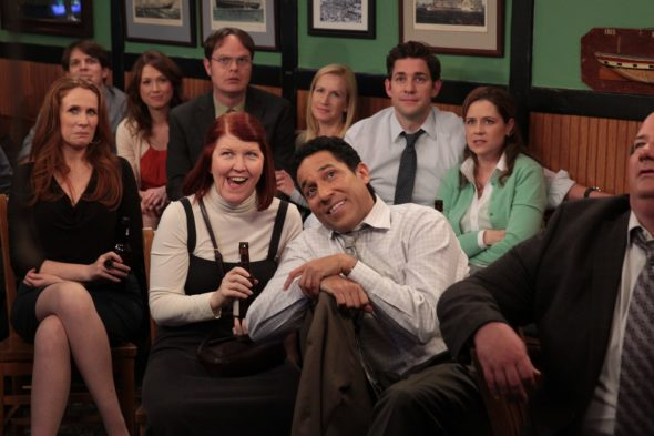 The Office TV show on NBC: canceled or renewed?