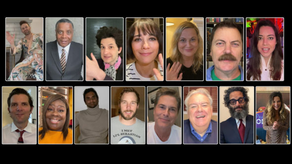 Parks and Recreation TV Show on NBC: canceled or renewed?