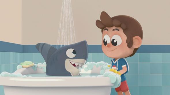 Shark Dog TV Show on Netflix: canceled or renewed?