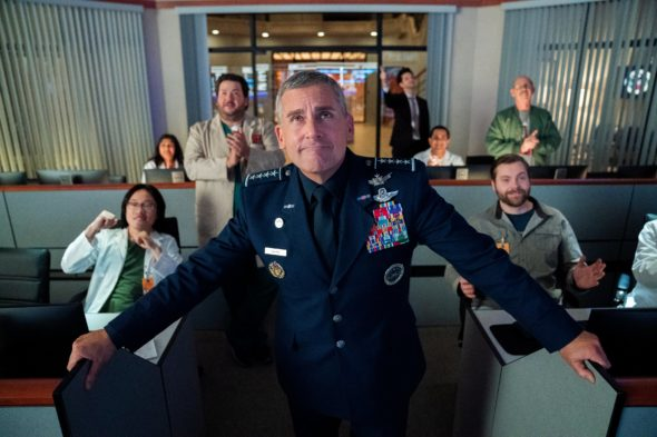 Space Force TV show on Netflix: (canceled or renewed?)