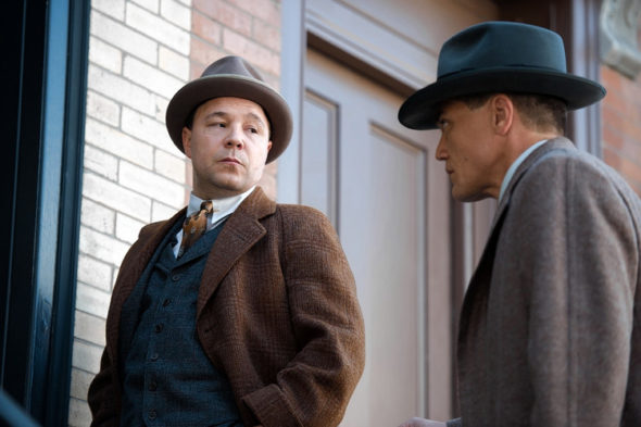 Stephen Graham in Boardwalk Empire TV show on HBO