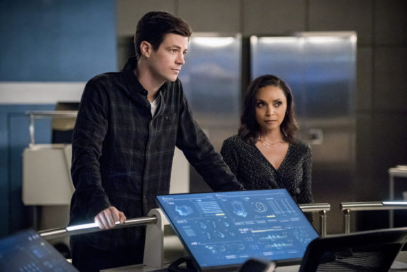 The Flash TV Show on CW: canceled or renewed?